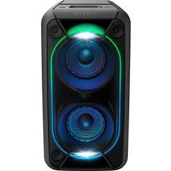 sony party-luidspreker gtk-xb90b zwart