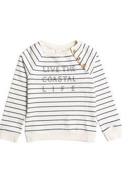 roxy sweatshirt »above the clouds« wit