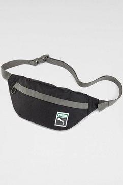 puma heuptasje originals waist bag retro zwart