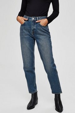 selected femme mom jeans blauw