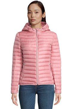 tom tailor gewatteerde jas in moderne kleurstelling roze