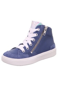 superfit sneakers »heaven wms weiten-messsystem: mittel« blauw
