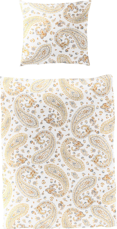 Op zoek naar een BIERBAUM overtrekset Yellow Ornaments met paisley patroon (2-delig)? Koop online bij OTTO