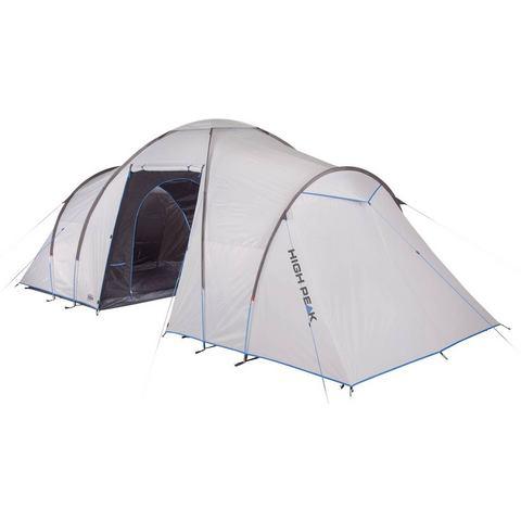 High Peak koepeltent tent Como 6.0, 4 Personen (met transporttas)