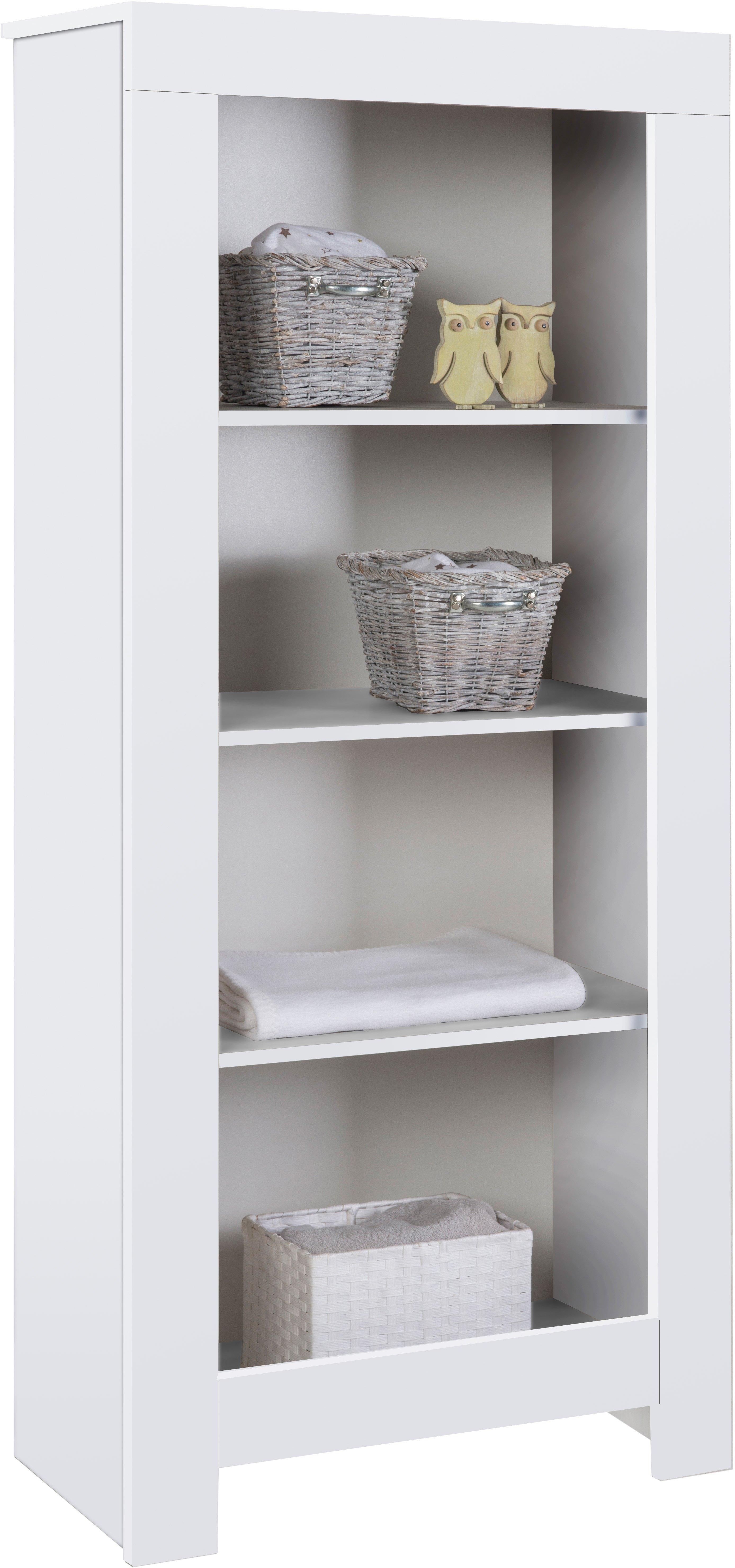 Schardt staand rek Nordic White Made in Germany - gratis ruilen op otto.nl