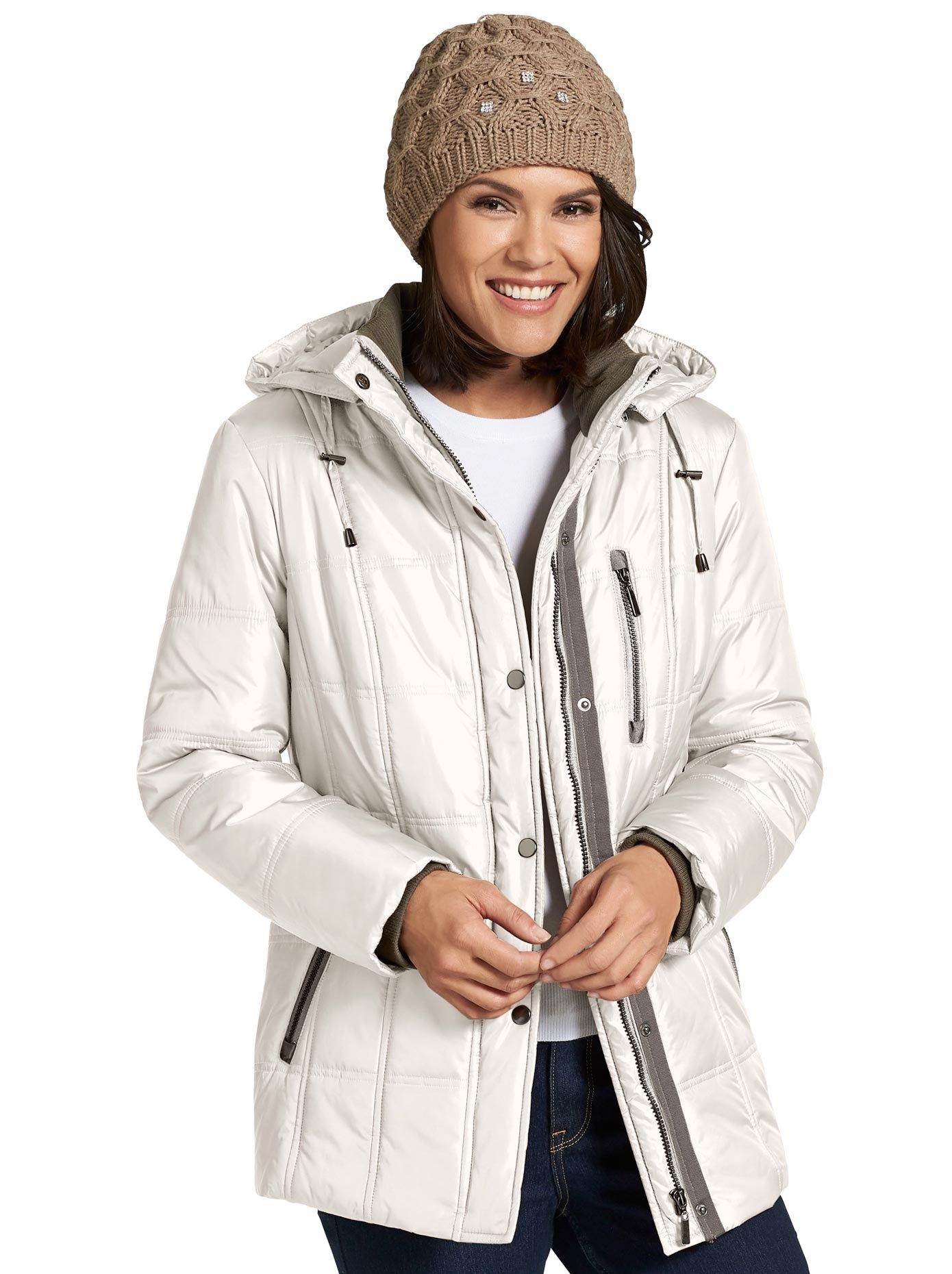Casual Looks gewatteerde jas nu online kopen bij OTTO