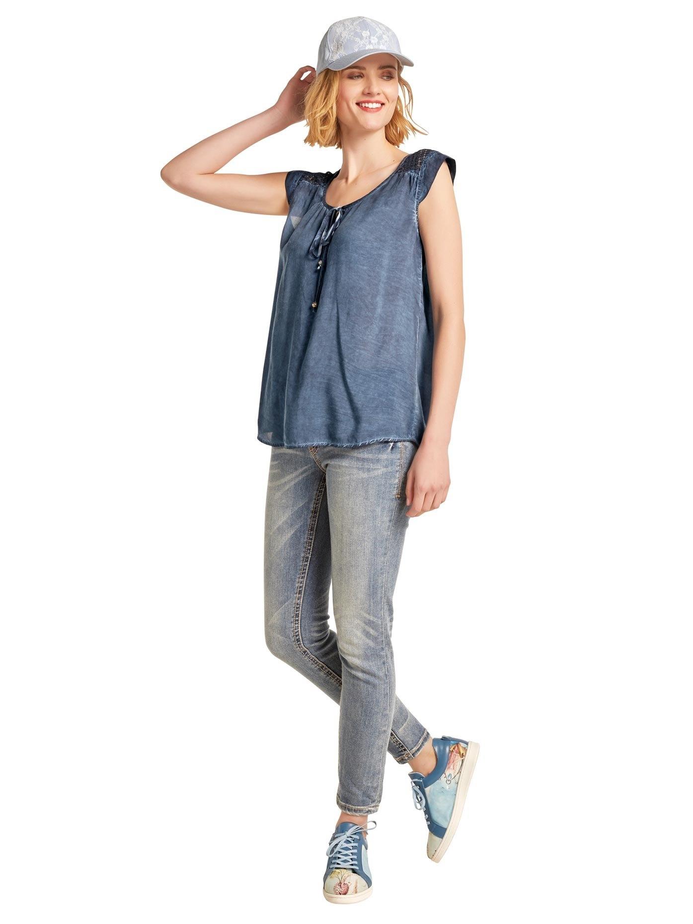 LINEA TESINI by Heine skinny jeans bij OTTO online kopen