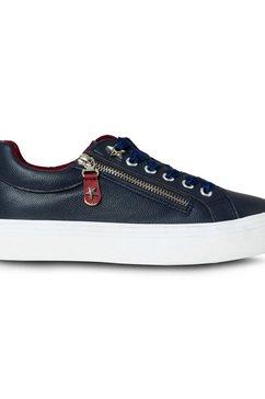 sheego by joe browns sneakers blauw