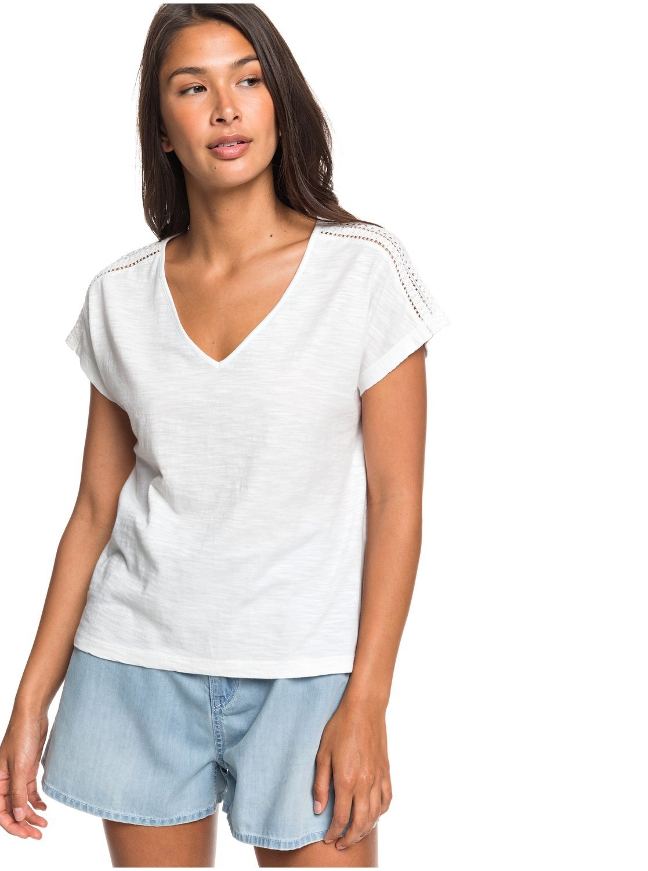 Roxy Shirt met V-hals Starry Dream - verschillende betaalmethodes