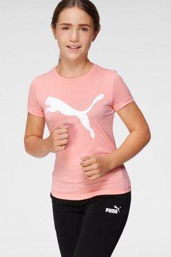 puma functioneel shirt »active tee g« roze