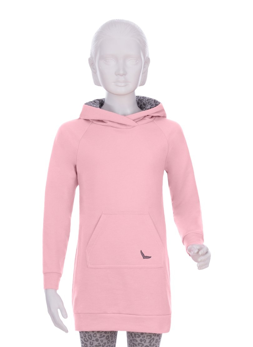 Trigema Lang sweatshirt voor meisjes - verschillende betaalmethodes