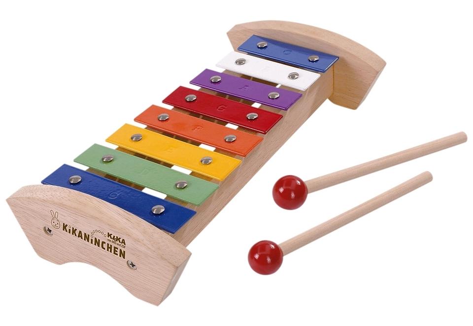 KIKANINCHEN Xylofoon van hout bestellen: 30 dagen bedenktijd