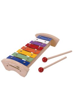 kikaninchen xylofoon van hout multicolor