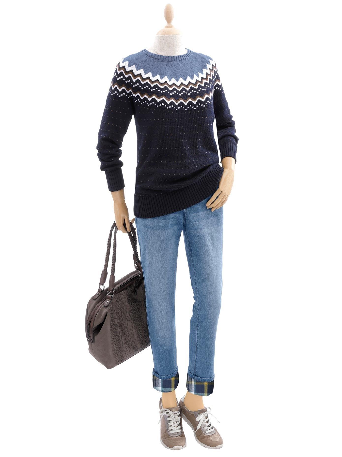 Casual Looks noorse trui in de webshop van OTTO kopen