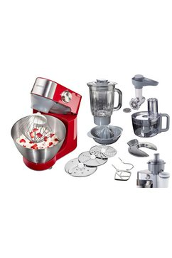 Keukenmachine Prospero KM241, Red Edition