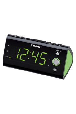 Wekkerradio UR 1040-G zwart/groen