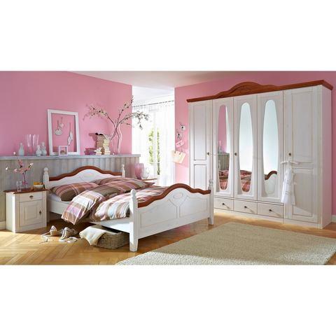 Slaapkamermeubelen, 4-delige set
