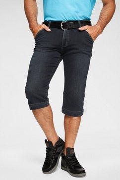 pioneer authentic jeans driekwartbroek »3-quater« blauw