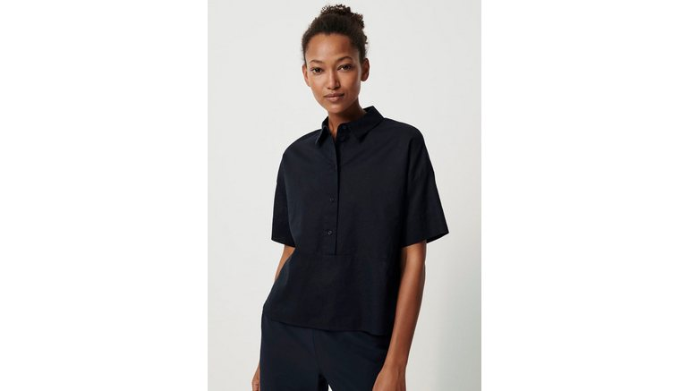 someday blouse met korte mouwen