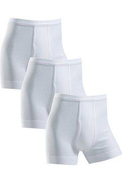 onderbroek, set van 3, clipper wit