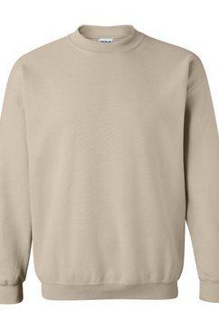 gildan trui met ronde hals »heavy blend unisex sweatshirt mit rundhalsausschnitt«