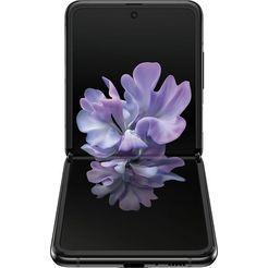 samsung »galaxy z flip« smartphone zwart