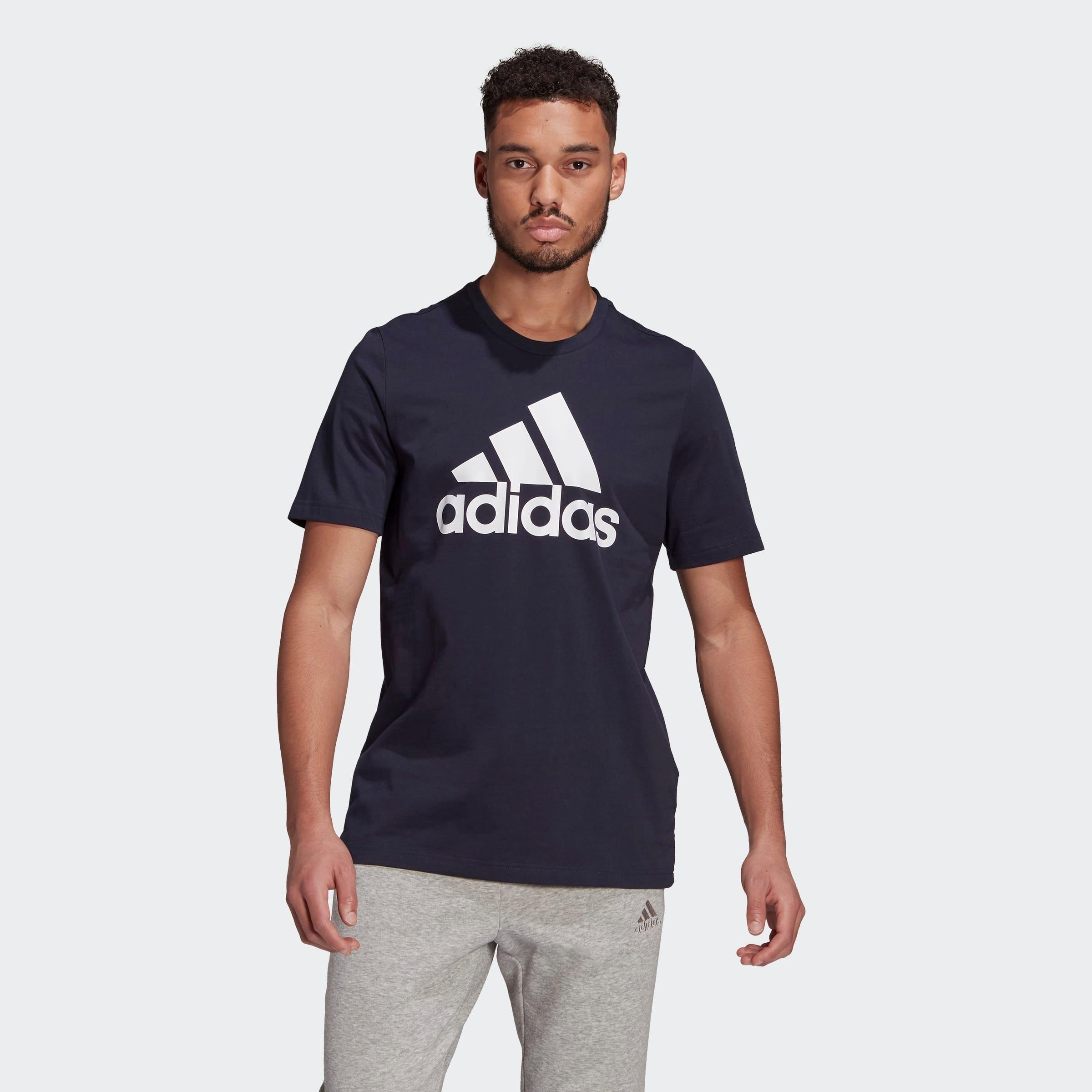 adidas Performance T-shirt ESSENTIALS BIG LOGO nu online bestellen