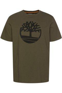 timberland t-shirt groen