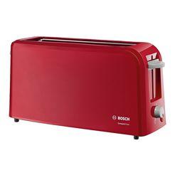 bosch toaster compactclass tat3a004 rood