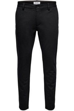 only  sons chino »mark pant« zwart
