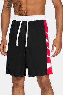 nike trainingsshort men's basketbal short zwart