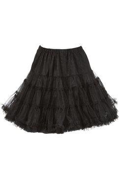 petticoat lengte ca. 50 cm, krueger madl zwart