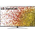 "lg lcd-led-tv 55nano889pb, 139 cm - 55 "", 4k ultra hd, smart-tv, nanocell zwart"