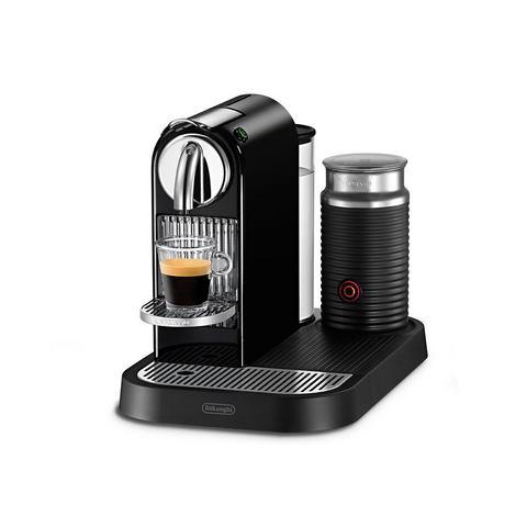 De'Longhi Nespresso Apparaat CITIZ & Milk EN 266.BAE - Zwart