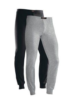 lange onderbroek, set van 2, h.i.s grijs