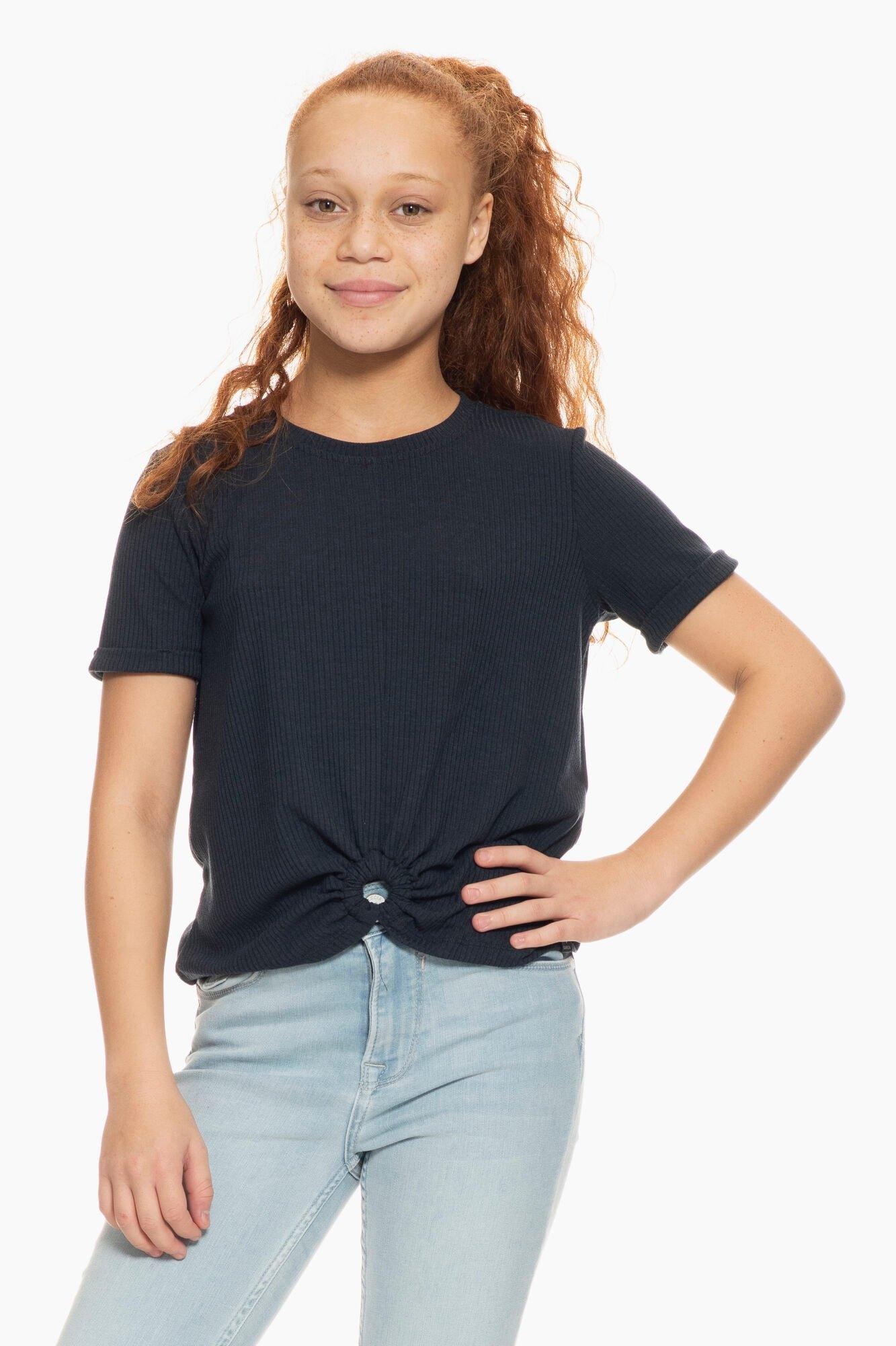Garcia T-shirt P02603 met open verwerkt detail nu online kopen bij OTTO