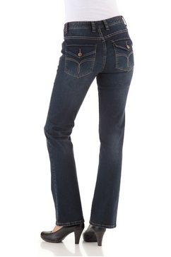 jeans, cheer, 'petra' blauw