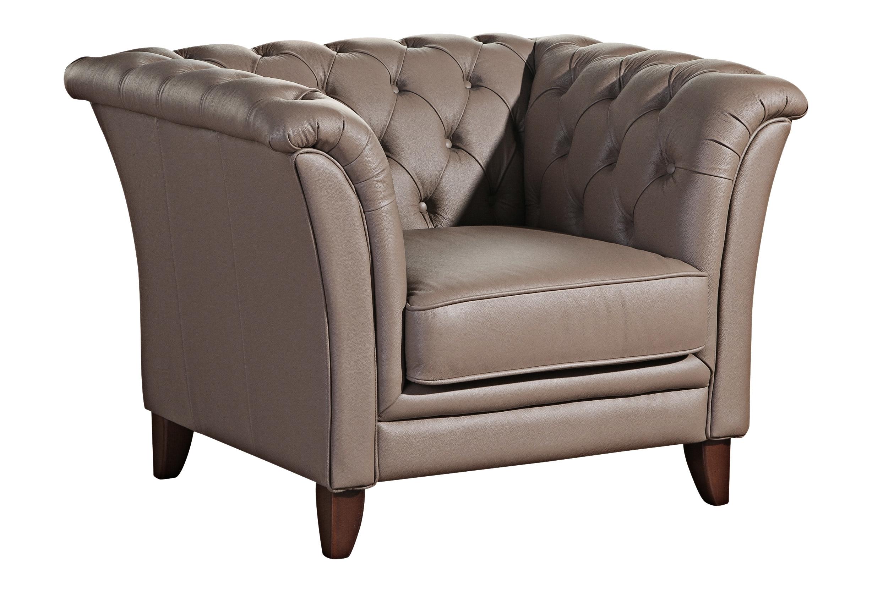Op zoek naar een Max Winzer ® chesterfield-fauteuil »New Castle«, met chique capitonnage? Koop online bij OTTO