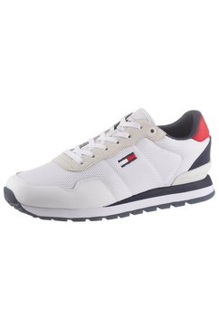 tommy jeans sneakers »tommy jeans lifestyle mix runner« wit