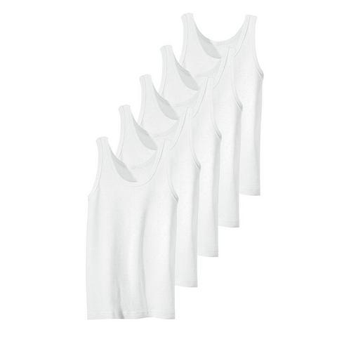 Uniseks-onderhemd