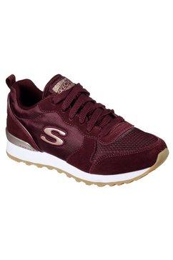 skechers sneakers »goldn gurl« rood