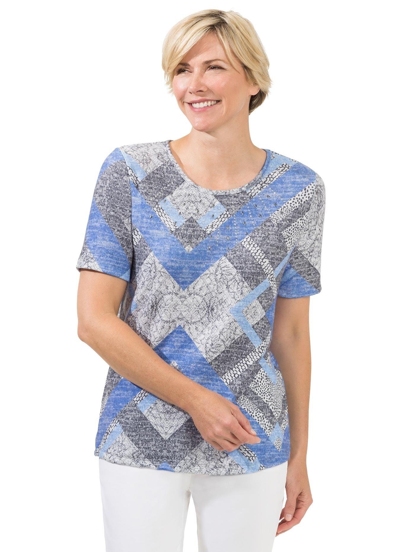 Classic shirt met ronde hals online kopen op otto.nl