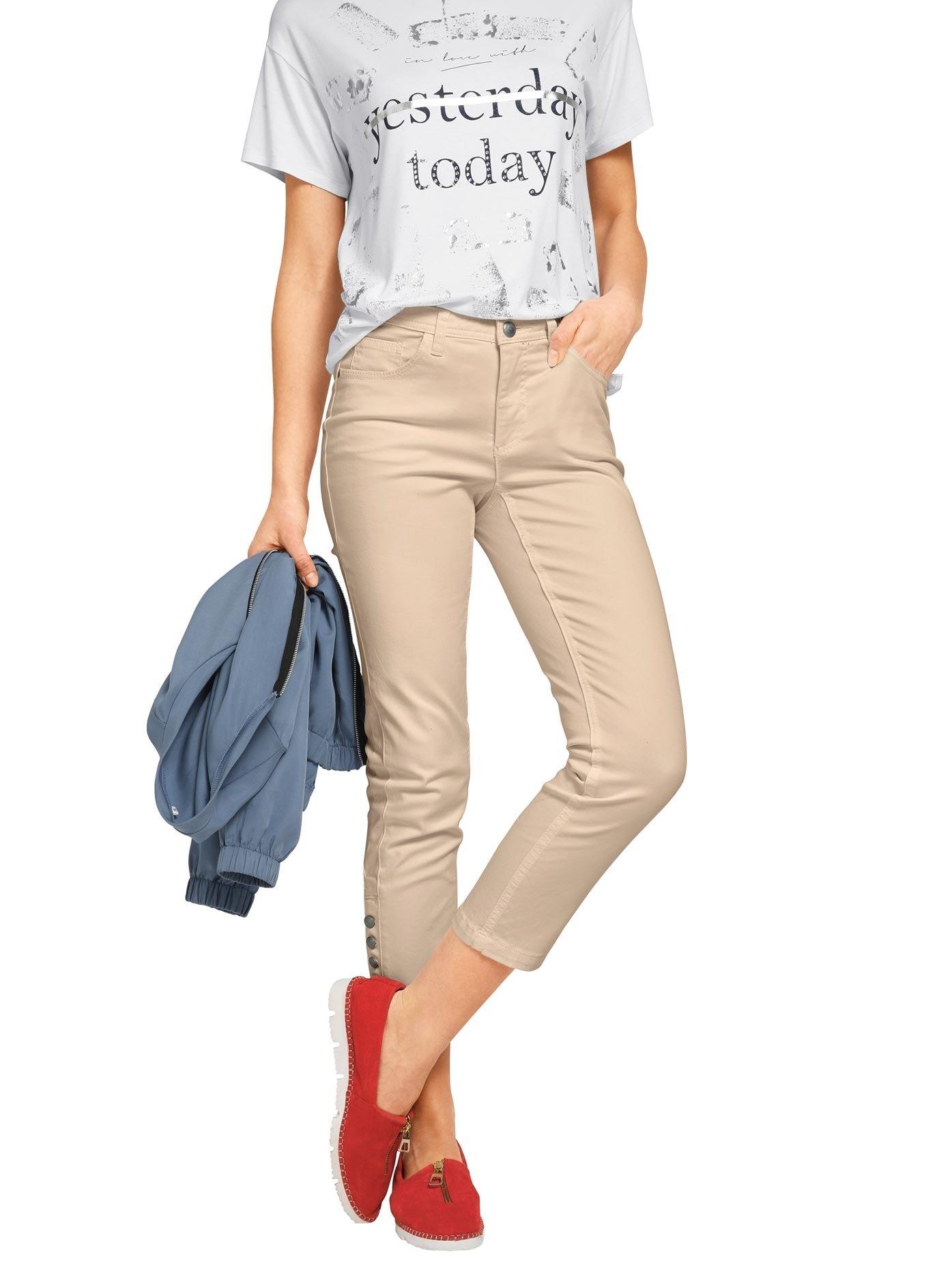 LINEA TESINI by Heine 7/8-broek nu online kopen bij OTTO