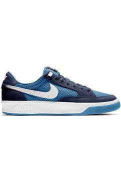 nike sb sneakers sb adversary blauw