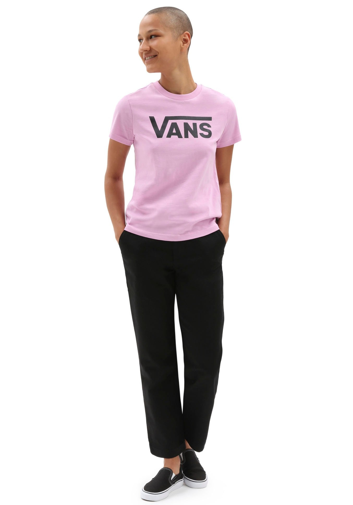 VANS T-shirt »FLYING V CREW TEE« veilig op otto.nl kopen