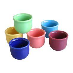 aardewerken servies »top - multicolour« multicolor