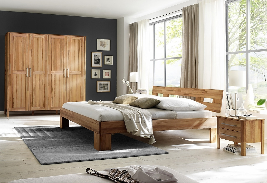 Op zoek naar een Home affaire slaapkamerserie Modesty I met 4-deurs kast, optioneel met spiegel (set, 4 stuks)? Koop online bij OTTO
