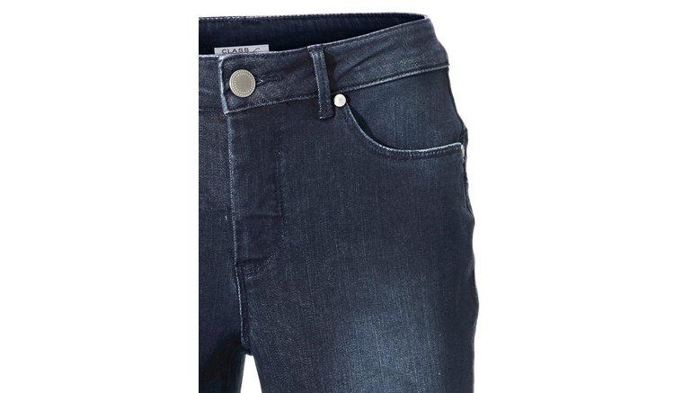 LINEA TESINI by Heine bootcut jeans met push-up effect