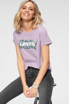 levi's t-shirt »perfect tee« paars