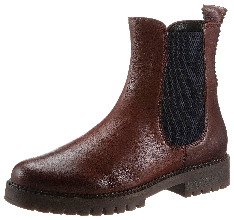 Gabor Chelsea-boots Davos in comfortwijdte h (= zeer wijd) online kopen op otto.nl